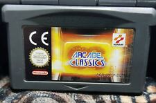 GameBoy Advance Modul Arcade Classics - Konami Collector's Series  GBA Spiel