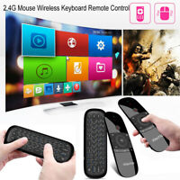 2.4G Air Mouse Mini Wireless Keyboard Mouse Remote For Android TV BOX/ PC Y0A0