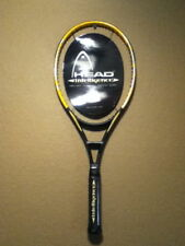 "NEW Head INTELLIGENCE i.Speed MP MID-PLUS Tennis Racket STRUNG 4-1/2"" FREE SHIP"
