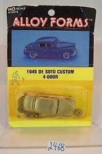Alloy Forms 1/87 H0 Metal Kit 2018 1949 De Soto Custom 4-Door OVP#2468