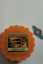 YANKEE CANDLE CARROT CAKE TART  COMBINED SHIPPING HUNDREDS LISTED