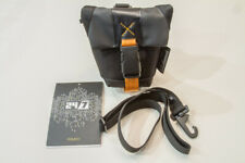 Small Camera Bag Waterproof Belt Mounted Strap Superzoom All Weather NWT