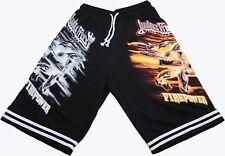 JUDAS PRIEST  Short Pants Music Rock Metal Death Thrash Heavy Black Painkiller