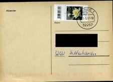 431247) DS Blumen EF 45 C Seerose (500er Rolle m. EAN), FDC Bünde