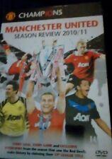 **NEW** - Manchester United Season Review 2010/11 DVD sealed freepost