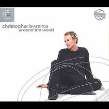 Around the World by Christopher Lawrence (CD, Feb-2002, Moonshine Music) #GO16