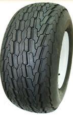 (2)- Pontoon Boat Trailer Tires 205/65-10  20.5x8-10 Tires Only 10 Ply Rated E