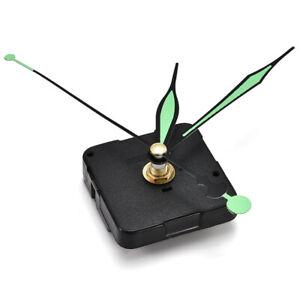 Silent Noctilucent Quartz Wall Clock Spindle Movement Mechanism Part Repair Tool