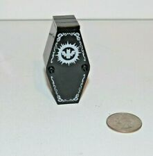 Authentic LEGO Lord Vampyre's Coffin from Monster Fighters Set 9468 Minifigure
