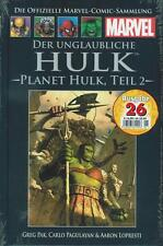 HACHETTE MARVEL 26-Planet Hulk parte 2 (z0), Panini