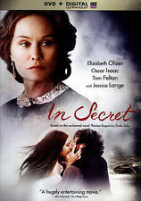 In Secret (DVD, 2014) JESSICA LANGE USED VERY GOOD