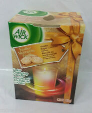 Air Wick Colour Changing candle Vanilla Sugar Cookies Fragrance AIRWICK New