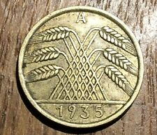 PIECE DE 10 REICHSPFENNIG 1935 A (177)