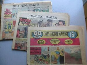 Reading (PA) Eagle Comics Section from February 26, 1956