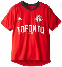 (Youth XL-18) ADIDAS Boys Kids MLS Toronto FC Home Call Up Jersey