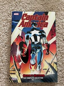 Captain America: Heroes Reborn - The Complete Collection, Volume 1. Mark Waid