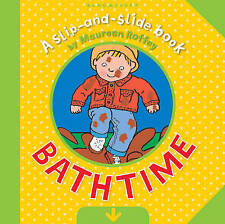 Bathtime (Slip-and-Slide Book), Roffey, Maureen, New Book