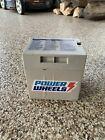 power wheels 12 volt battery
