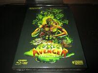 "COFFRET 4 BLU-RAY + 4 DVD NEUF ""THE TOXIC AVENGER - TETRALOGIE"" horreur TROMA"