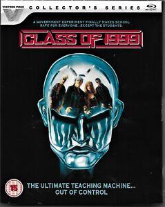 Mark L. Lester's: Class Of 1999 Blu Ray Region B Includes Registered Post