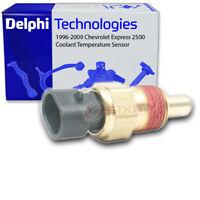 Delphi Coolant Temperature Sensor for 1996-2009 Chevrolet Express 2500 - dn