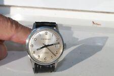 Vintage Swiss Wrist Watch Cortebert Automatic 25Jewels Steel Case Cal. 2783