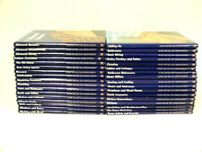 Time Life Books Home Repair and Improvement 34 Hardcover Book Lot 1997
