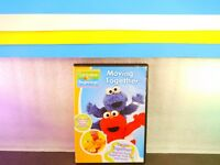 Sesame Beginnings: Moving Together on DVD