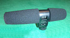 New  Replacement  Foam  Windscreens kit  for Canon  DM-50  microphone