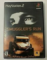 Smuggler's Run   Sony PlayStation 2  2002  Complete