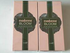2× Madonna Bloom Eau de Toilette 50ml Perfume