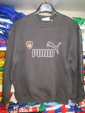 Sweat rugby club TOULON RCT PUMA collection shirt noir L