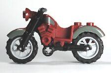 LEGO Motorcycle Vintage Dark Bluish Gray Trim Monster Fighters 7306 LEGO MASTERS