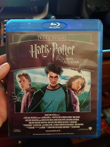 Harry Potter and The Prisoner of Azkaban  + More-  Blu-Ray -  DVD  - FREE POST
