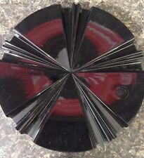 "RARE CABO 564, C564 WHEEL RIM ""Black"" CENTER CAP C564- 1 EA"