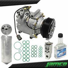 New Complete AC Compressor Kit A/C for 2001 Honda Civic 1.7L 38810P5M006