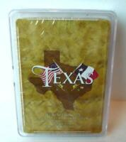 Texas The New Frontier Deck of Cards The Son of TEXAS