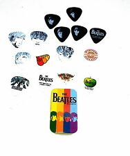 Beatles Guitar Picks Signature Series Stripes Planet Waves Pick Tin 15 Picks