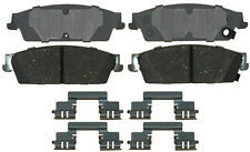 Disc Brake Pad Set-Ceramic Disc Brake Pad Rear ACDelco Advantage 14D1194CH