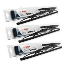 BOSCH DIRECT FIT WIPER BLADES FRONT LEFT+RIGHT+CENTER  for 2007-2014 FJ CRUISER