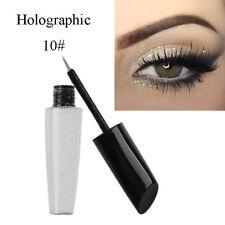 1PC White Women Glitter Liquid Eyeliner Eye Shadow Brighten Makeup Cosmetic Gift