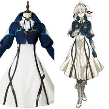 Violet Evergarden Auto Memory Doll Cosplay Costume Maiden Dress Outfit