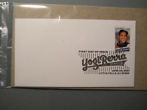 Yogi Berra First Day Issue Cover US Stamps USPS