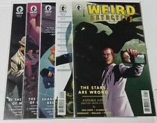 Weird Detective #1 - 2 3 4 5 Complete Set Dark Horse Comics 2016