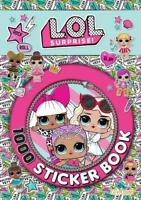 LOL Surprise! 1000 Sticker Book, Centum Books Ltd, New,