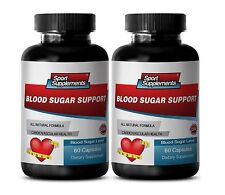 Cardiovascular Health - Blood Sugar Support 620mg - Healthy Blood Sugar Pills 2B