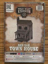 Wild West Exodus: Terrain - Red Oak Town House