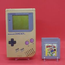 Nintendo Game Boy Yellow Original Console -Mario & Yoshi ☆BellaRoseCollectables☆