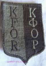 IN13417 - PATCH KFOR