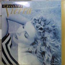 Rock Sealed! Lp Christina Vierra Self Titled On Warner Bros.